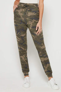 BILLA CAMO PANTS