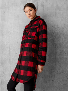 MUSKOKA CHEQUERED JACKET