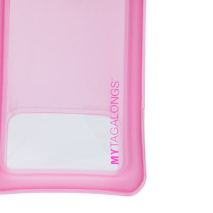 INFLATABLE DRY STASH BAG - PINK
