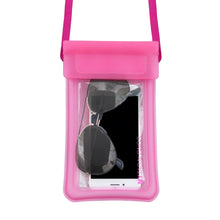 Load image into Gallery viewer, INFLATABLE DRY STASH BAG - PINK
