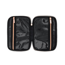 Load image into Gallery viewer, NETWORK CASE - VIXEN BLACK (velour finish)