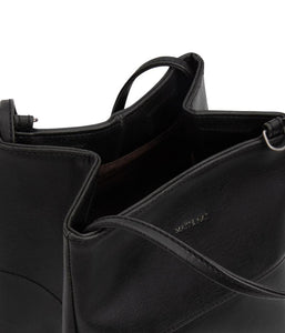 WILLA SM TOTE BAG - Black