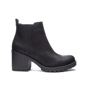 LISBON BOOTIE CHINESE LAUNDRY | BLACK