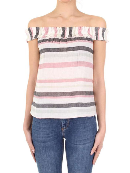 OTS STRIPED TAVI TOP