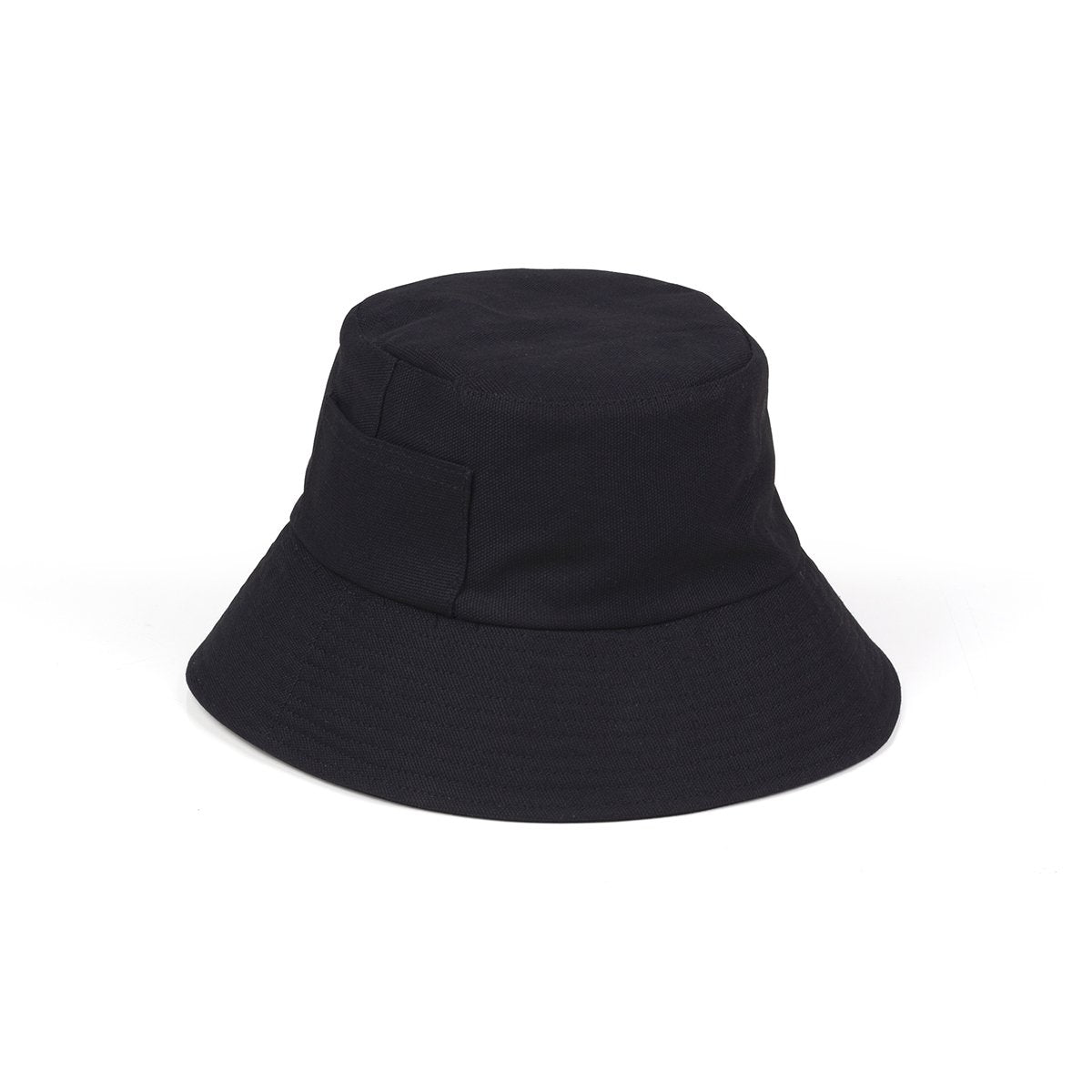 LOC - WAVE BUCKET/ BLACK CANVAS