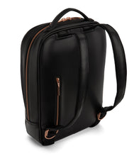 Load image into Gallery viewer, ALEX Backpack - Black Rose Gold