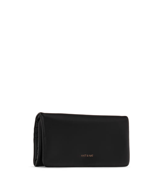 VERSO Wallet - Black Rose Gold