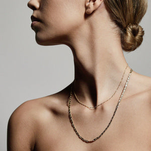 Pilgrim Intuition 2-in-1 Necklace // GOLD