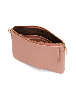 NIA Zipper Wallet - Ceramic