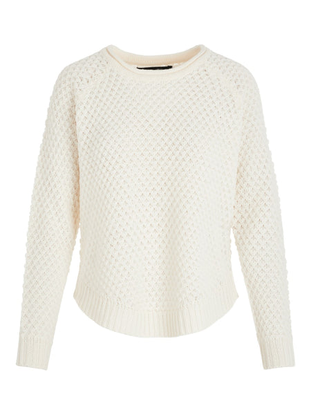 ESME SURF LS CURVE SWEATER