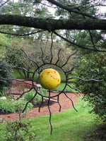 Sun Hanger- Yellow Ball