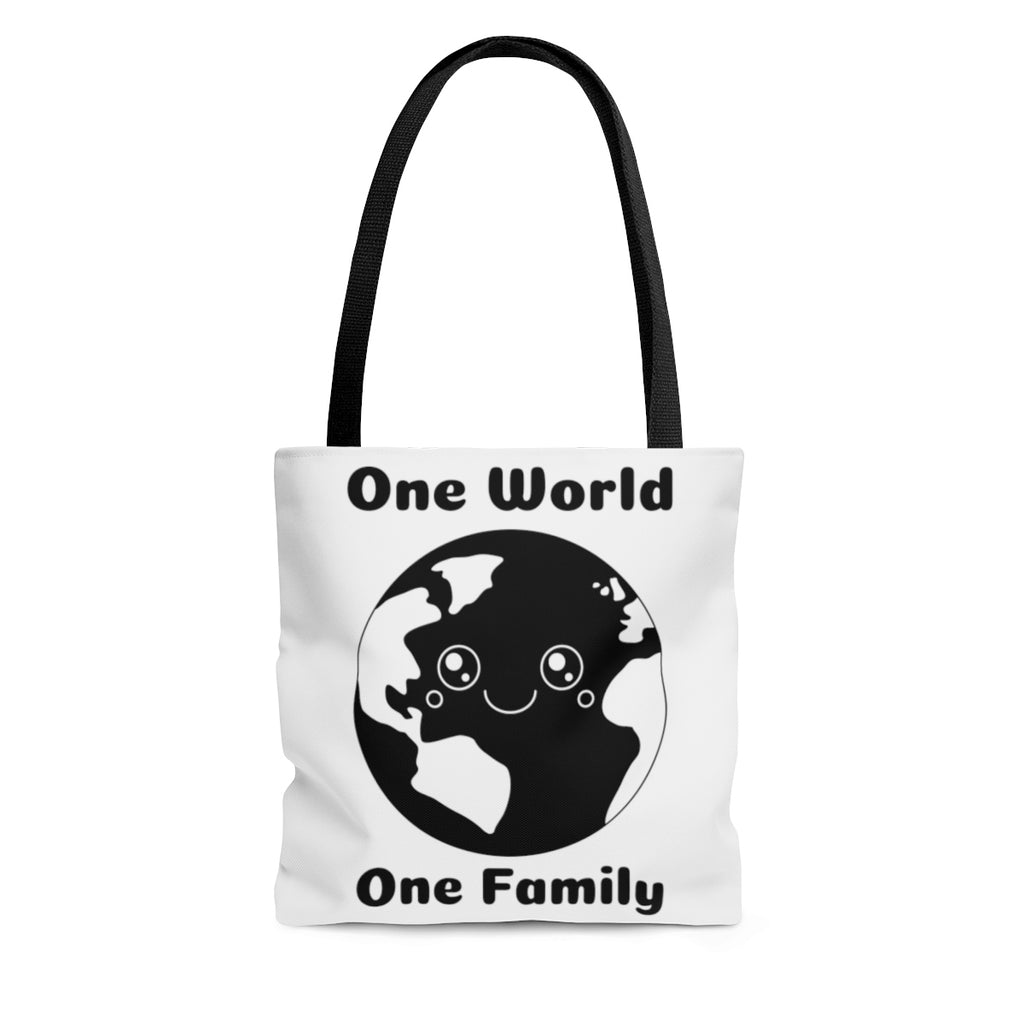 """One World"" Tote"