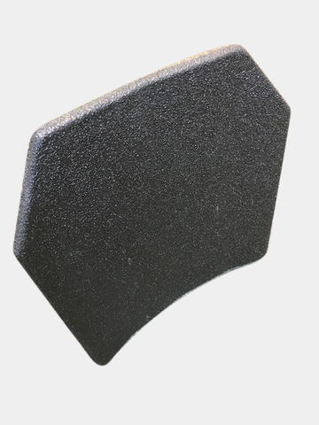 Military-grade Ballistic Steel Plates Coated with Polyurethane