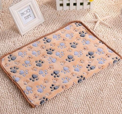 Pet-licious Paw Blanket - mhyplace