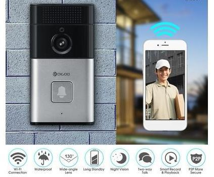 Smart Home Wireless DoorBell - mhyplace