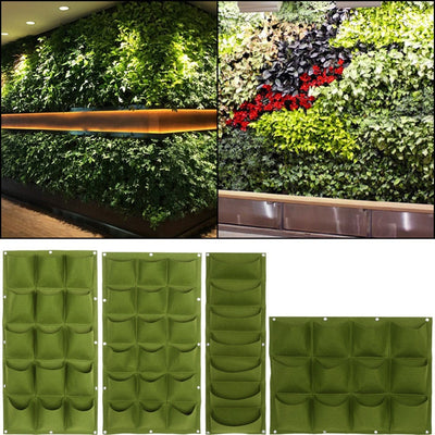 Sya's Vertical Gardens of Eden - mhyplace