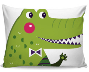 Gus Gator Duvet Cover Set - mhyplace