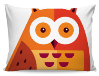 Owen Owl Duvet Cover Set - mhyplace