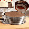Nonna's Adjustable Cake Slicer And Leveler - mhyplace