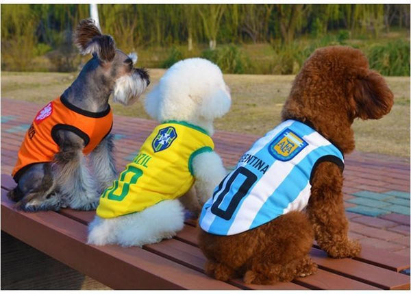 Dog Soccer Jersey - mhyplace