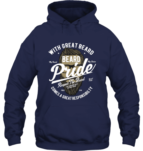 Sanity Shirt - Beard Pride - mhyplace