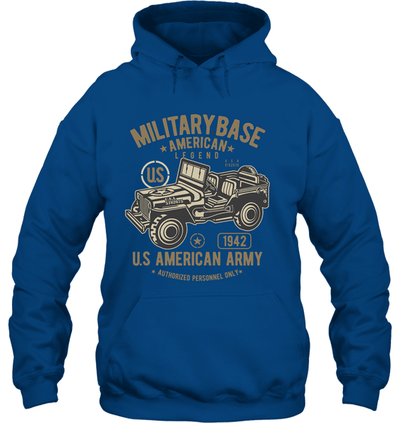 Military Jeep - mhyplace