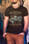 Sanity Shirts - Military Jeep T Shirt - mhyplace