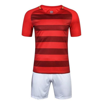 Legend Gear - Mens Striped Soccer/Futbol Jersey Set - mhyplace