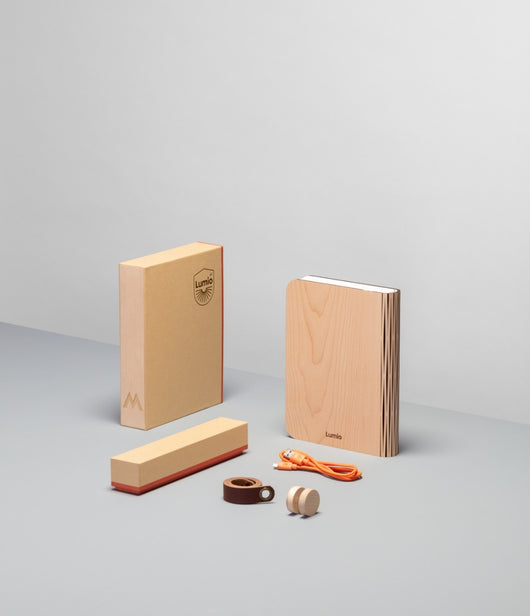 Lito accessory kit wood
