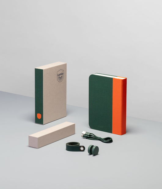 Lito accessory kit orange/green