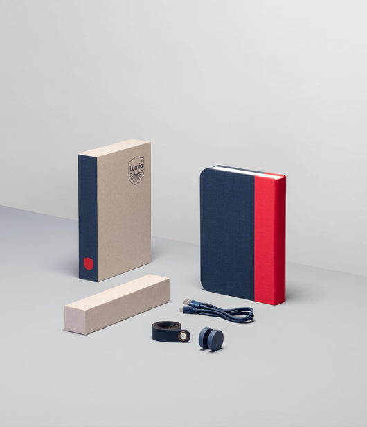Lito accessory kit red/navy