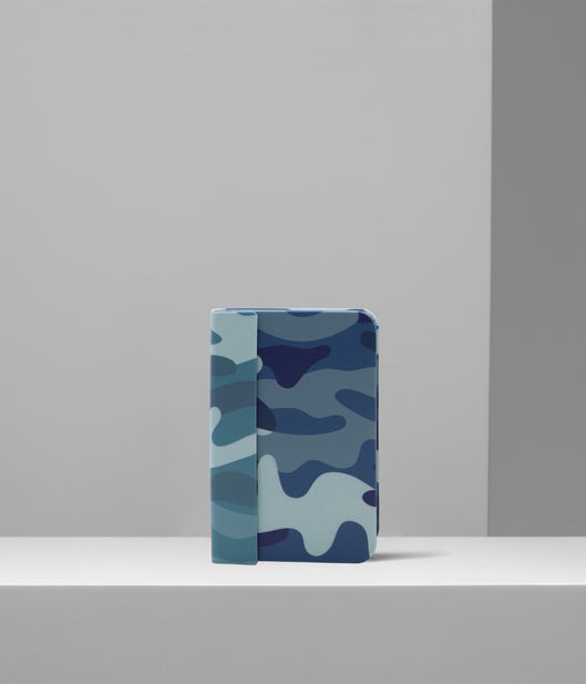 Lito mini camo blue