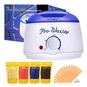 Hair Removal Set - Wax Machine
