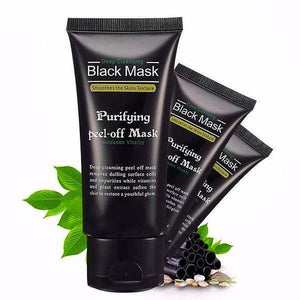 Black Purifying Peel Face Mask