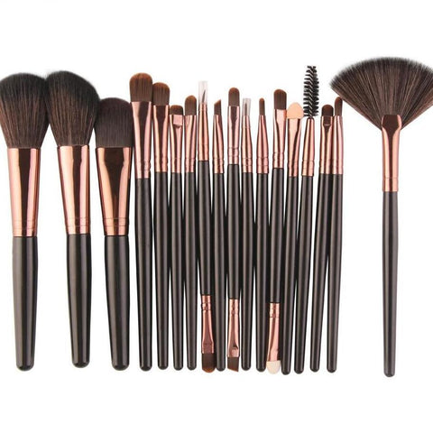 18 pcs Makeup Brush Set
