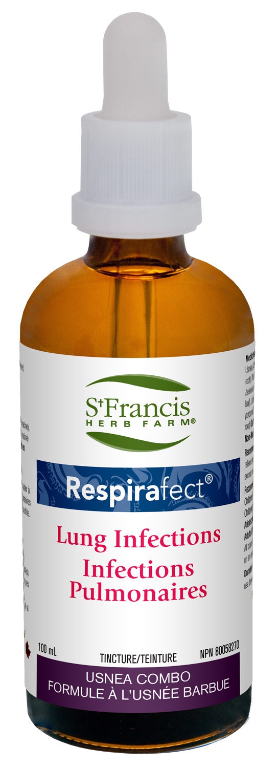 Respirafect Lung Infections 100 ml