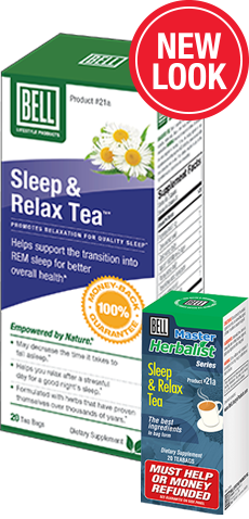 Sleep & Relax Tea 20 Bags