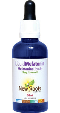 Liquid Melatonin 50 ml