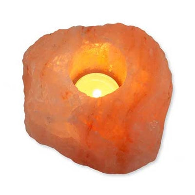Himalayan Salt Tea Light Holder