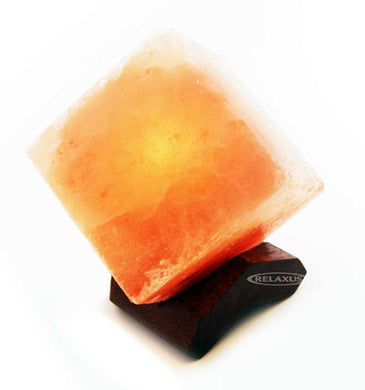 Himalayan Cube LED Salt Lamp