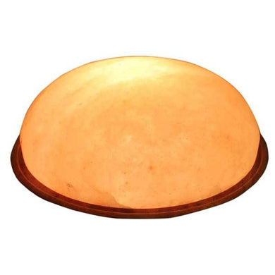 Himalayan Rock Salt Foot & Hand Dome Lamp