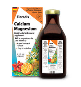 Calcium Magnesium with Zinc and Vit D  500 ml