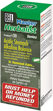 Acidic Stomach Alkaline Balance
