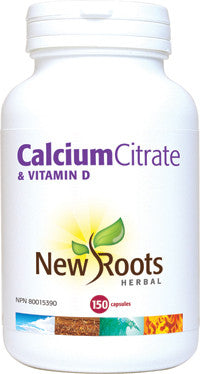 Calcium Citrate and Vit D