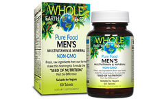 Pure Food Men Multivitamin and Mineral