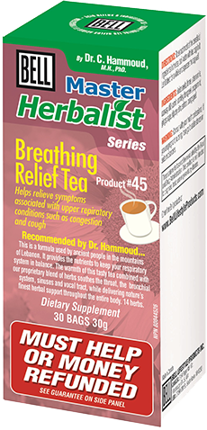 Breathing Relief Tea