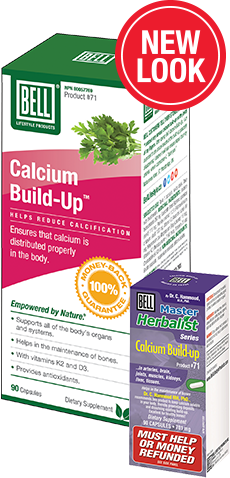 Calcium Build-Up