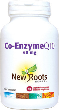 Co-Enzyme Q10 60 Capsules