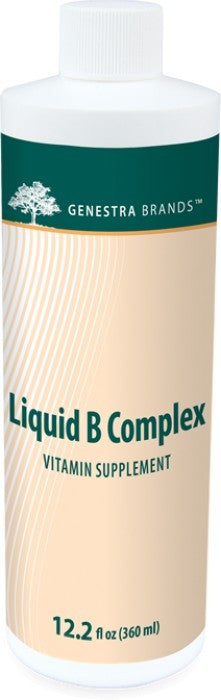 Liquid B Complex Vitamin Supplement 360 ml