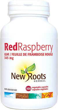 Red Raspberry Leaf 345 mg 100 cap